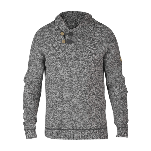 Fjallraven Men's Lada Sweater Grey