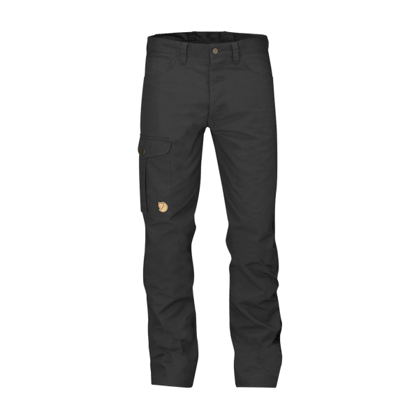 Fjallraven Men's Greenland Jeans Dark Grey