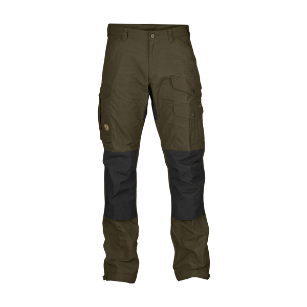 Fjallraven Men's Vidda Pro Trousers Blocked Olive