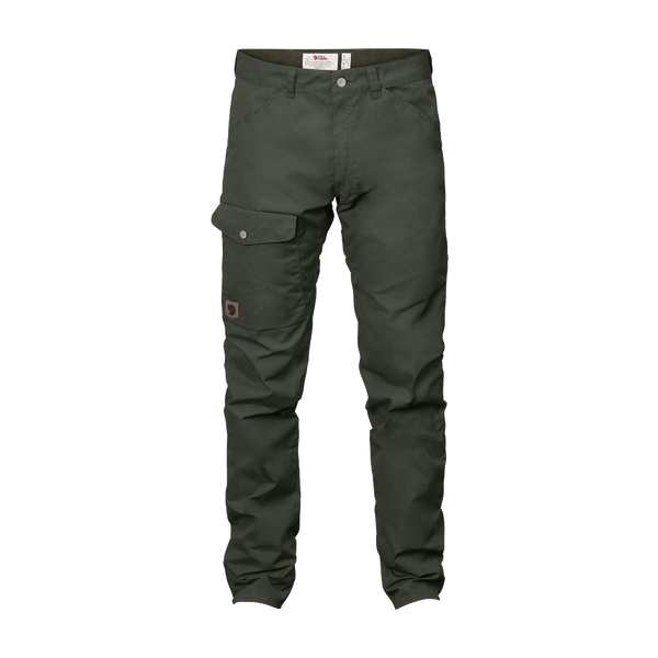 Fjallraven Men's Greenland Jeans Deep Forest