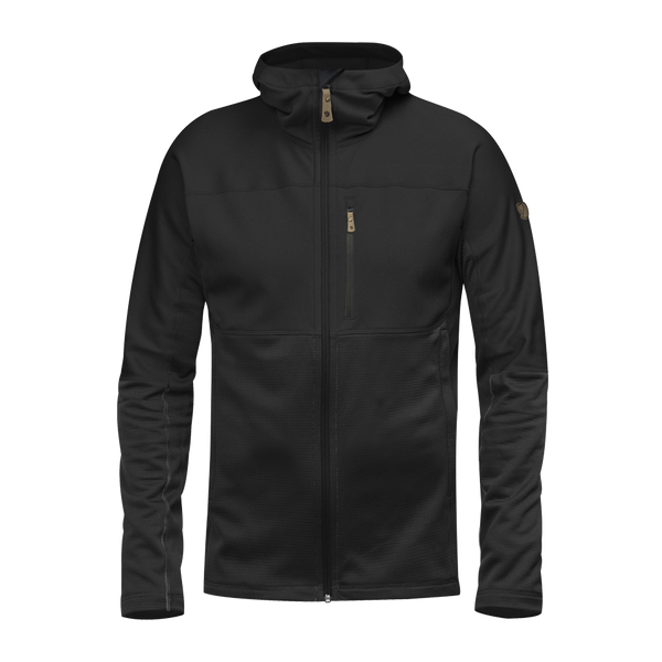 Fjällräven Men's Abisko Trail Fleece Black