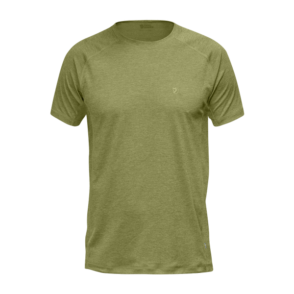 Fjallraven Men's Abisko Vent T-Shirt Willow Green