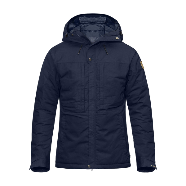 Fjallraven Men's Skogso Padded Jacket Dark Navy