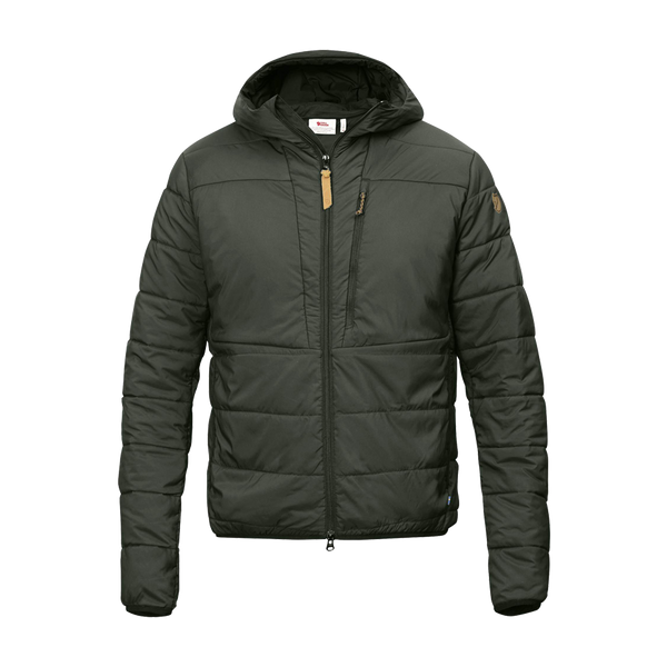 Fjallraven Men's Keb Padded Hoodie Deep Forest