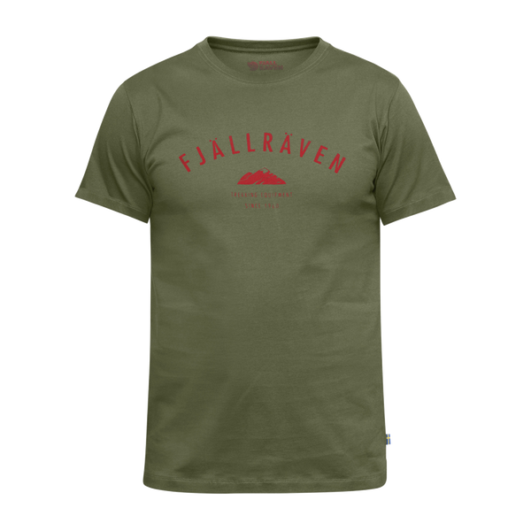 Fjallraven Men's Trekking Equip T-Shirt Green