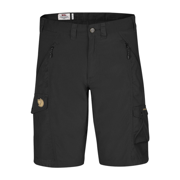 Fjällräven Men's Abisko Shorts Black