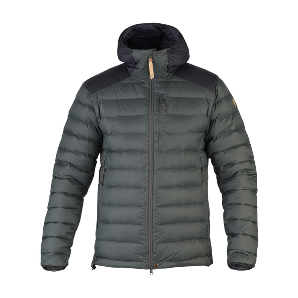 Fjallraven Men's Keb Touring Jacket Stone Grey/Black