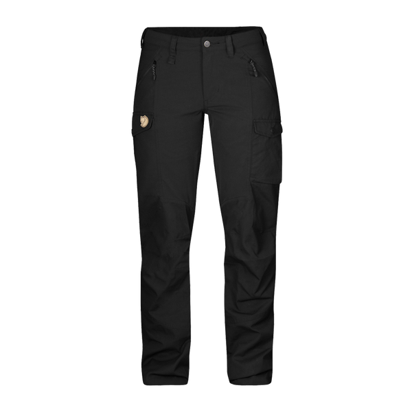 Fjällräven Women's Nikka Trousers Black