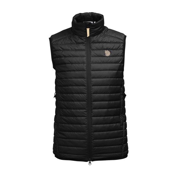 Fjallraven Women's Abisko Padded Vest Black
