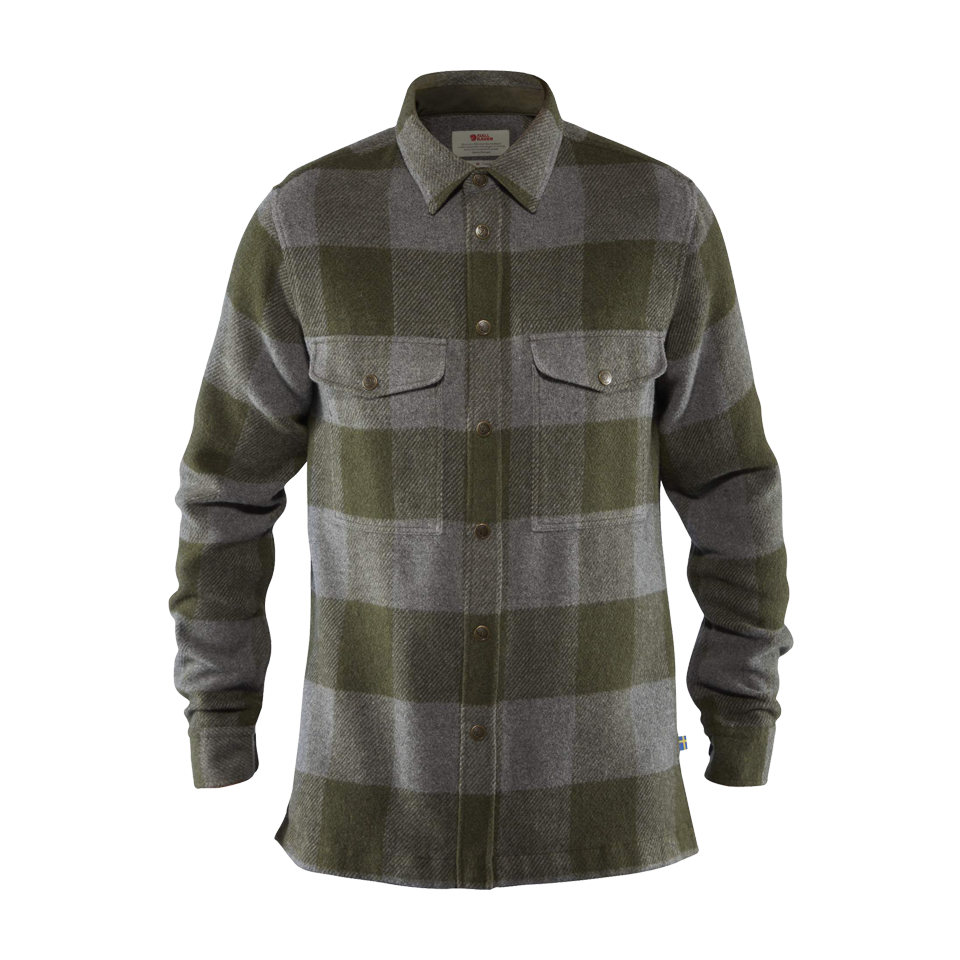 Fjallraven Men's Canada Shirt Deep Forest