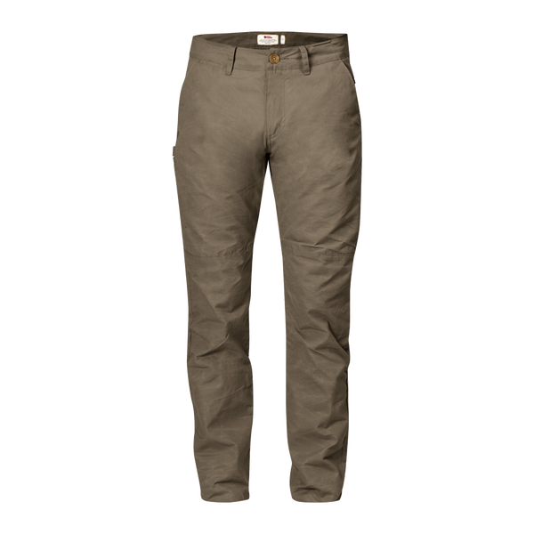 Fjällräven Men's Sormland Tapered Trousers Taupe
