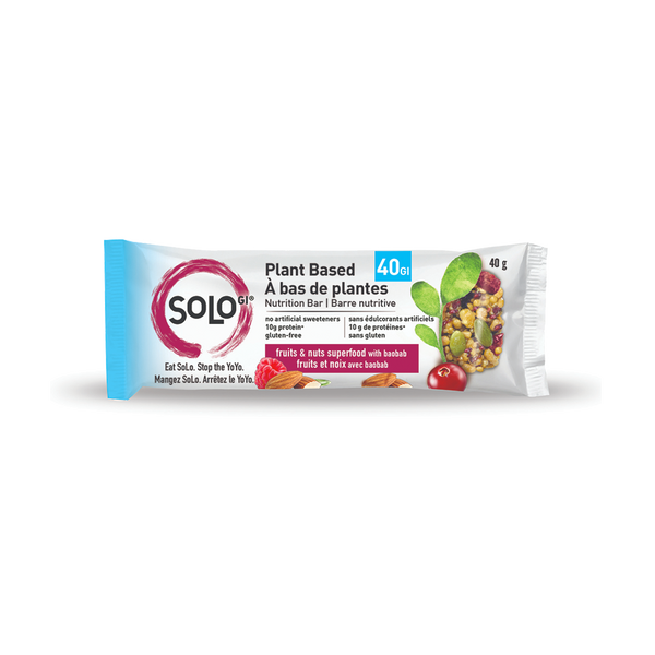 SoLo Fruits & Nuts Superfood With Baobab