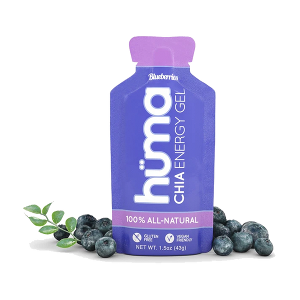 Huma Energy Gel Original Blueberry
