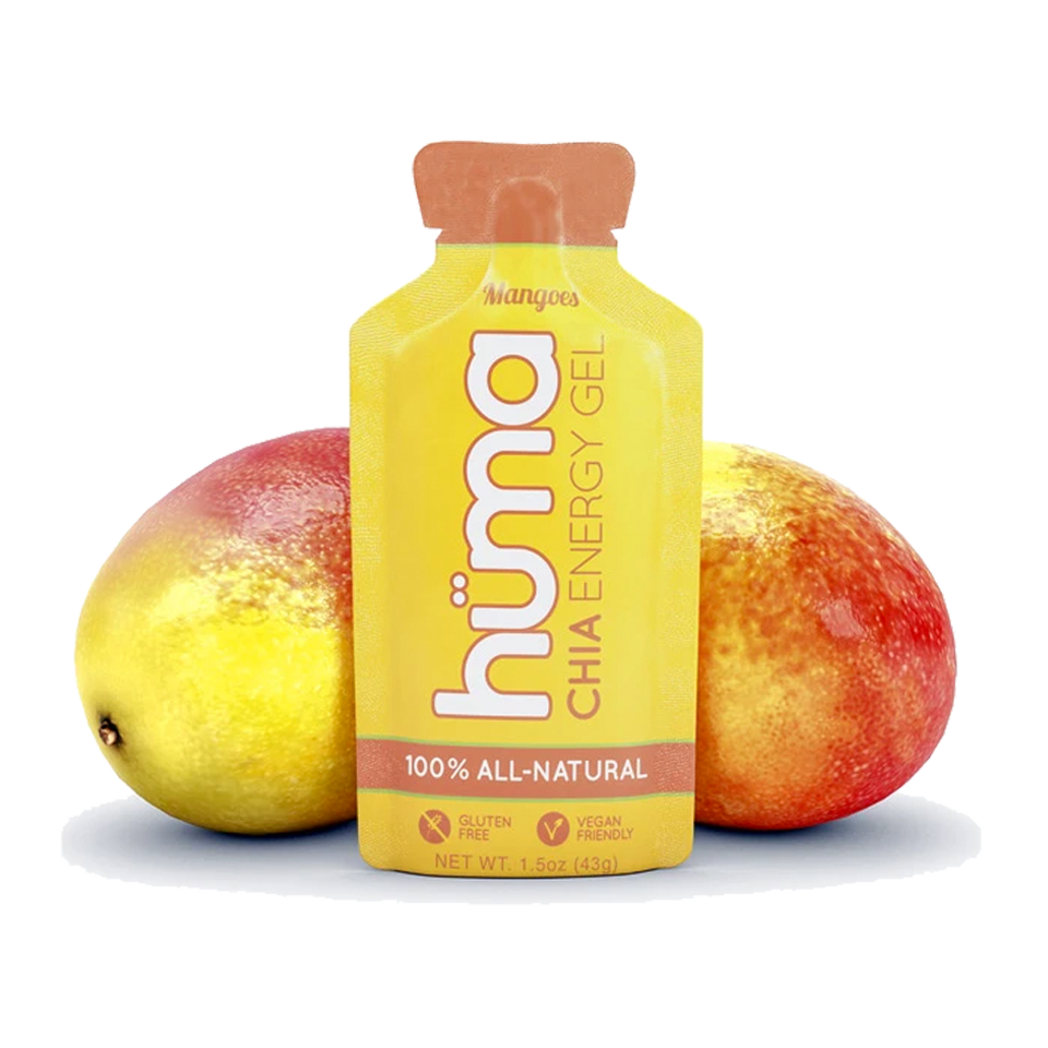 Huma Energy Gel Original Mango
