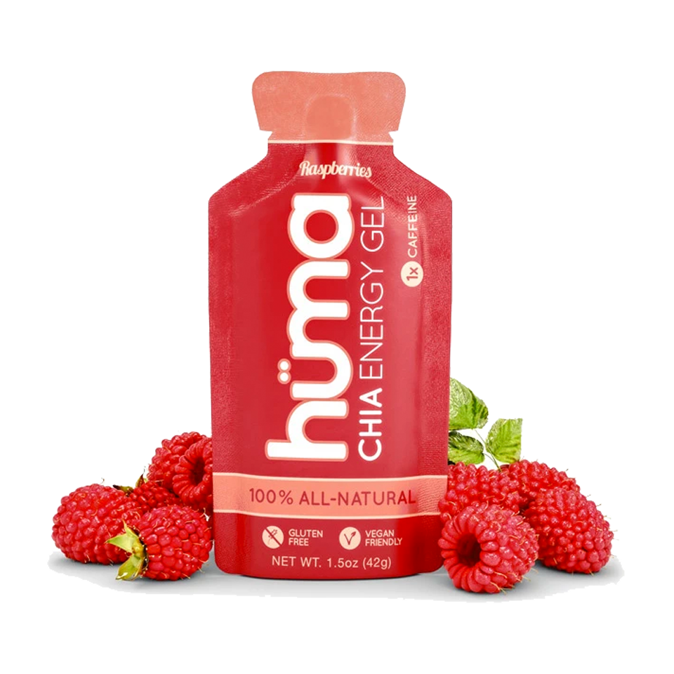 Huma Energy Gel Original Raspberry