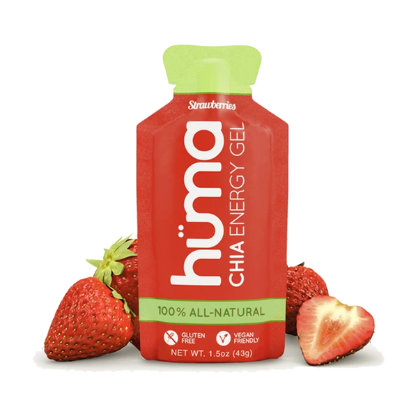 Huma Energy Gel Original Strawberry
