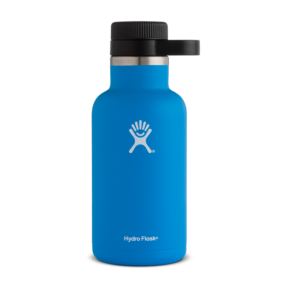 Hydro Flask 64oz Beer Growler Pacific