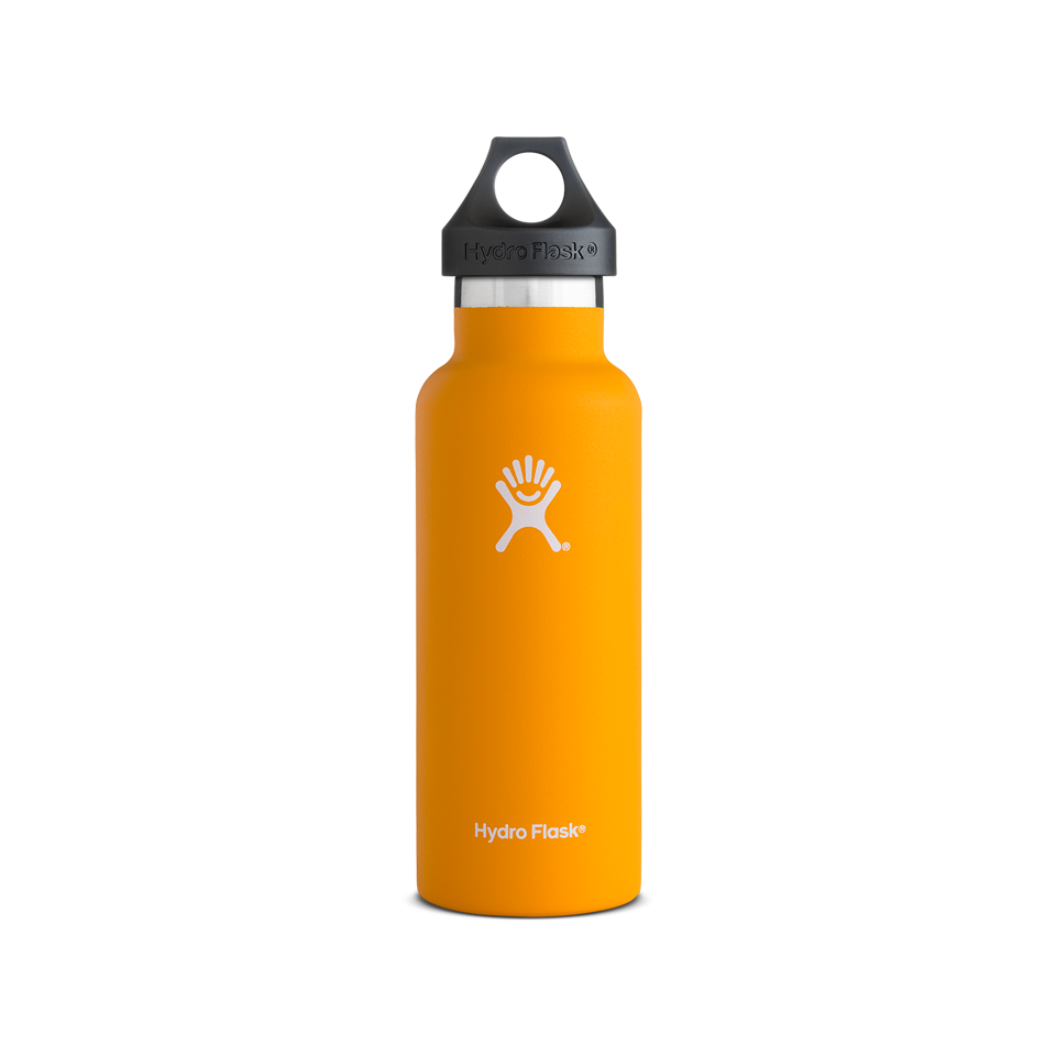 Hydro Flask 18oz Standard Mouth Mango