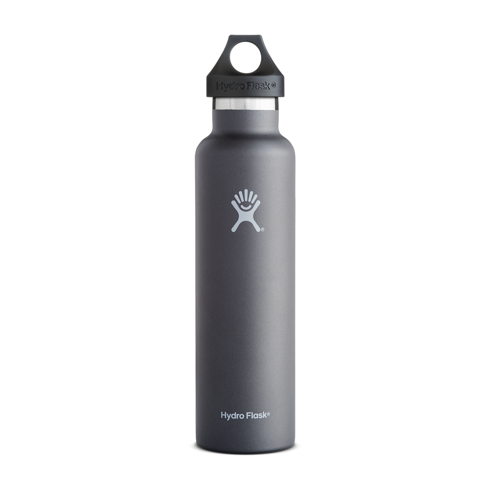 Hydro Flask 24oz Standard Mount Graphite