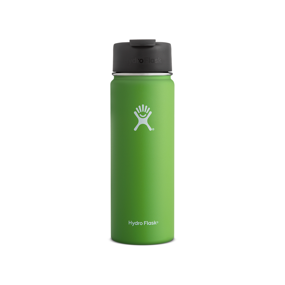 Hydro Flask 20oz Wide Mouth Flip Lid Kiwi