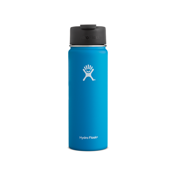 Hydro Flask 20oz Wide Mouth Flip Lid Pacific