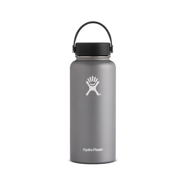 Hydro Flask 32oz Wide Mouth Graphite