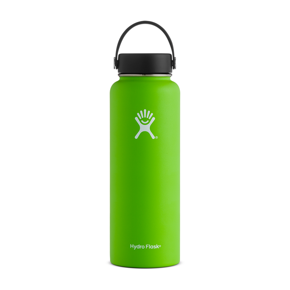 Hydro Flask 40oz Wide Mouth Kiwi