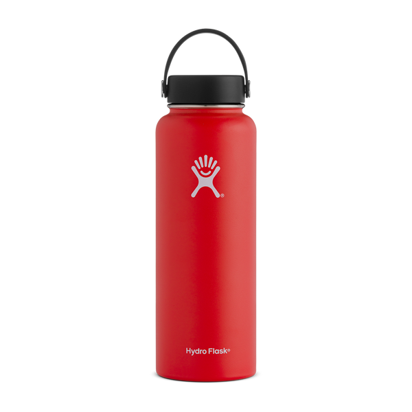 Hydro Flask 40oz Wide Mouth Lava