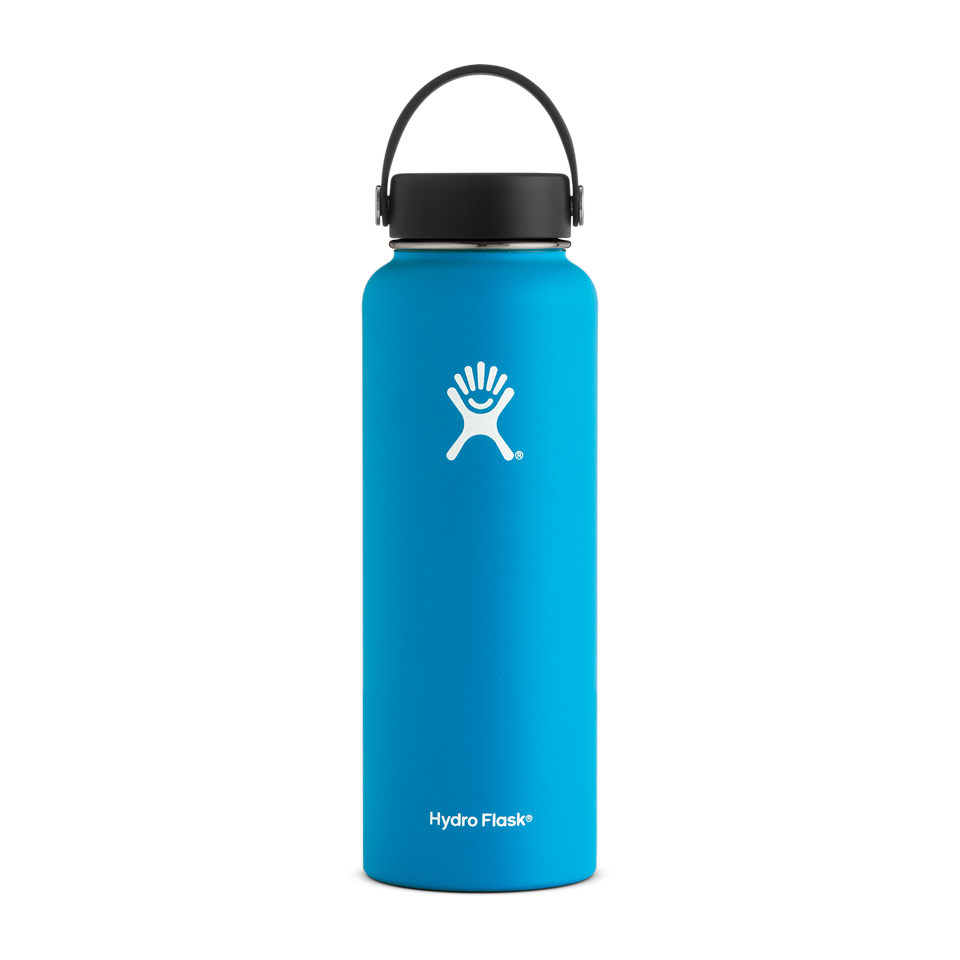Hydro Flask 40oz Wide Mouth Pacific