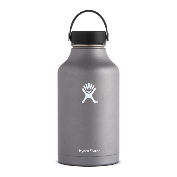 Hydro Flask 64oz Wide Mouth Graphite