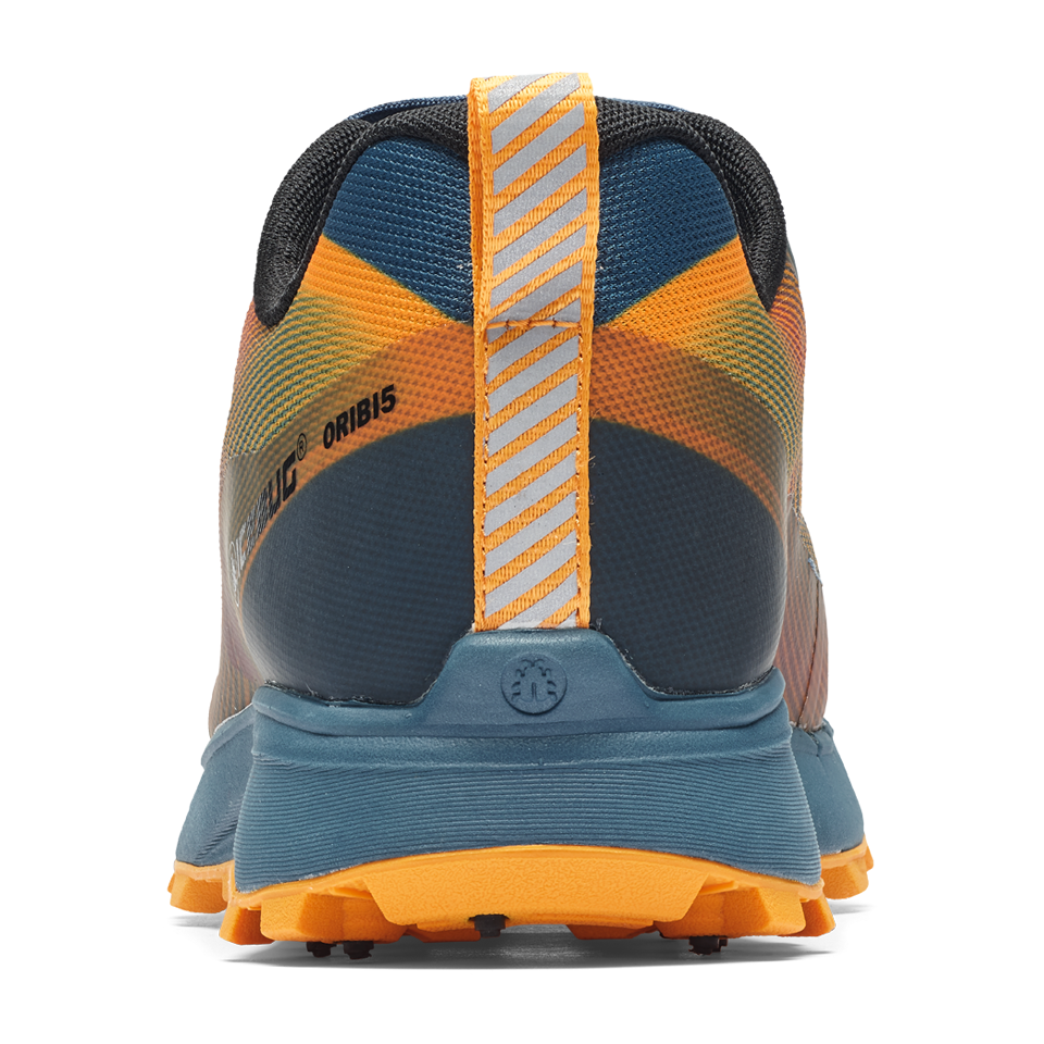 Icebug Men's Oribi5 BUGrip Forest/Tiger Lily