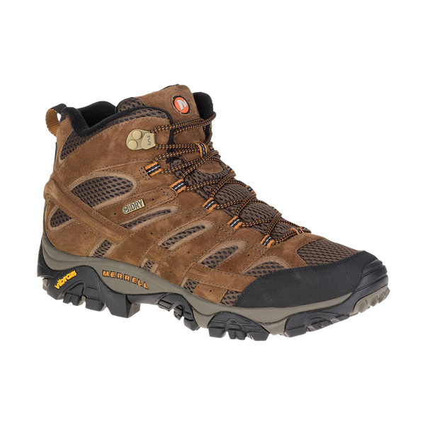 Merrell Men's Moab 2 Mid WTP Earth