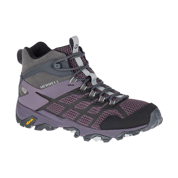 Merrell Women's Moab FST 2 Mid Waterproof Graphite/Shark