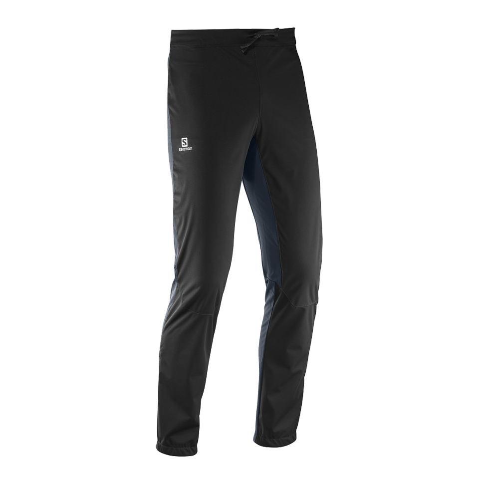 Salomon Men's Equipe Soft Shell Pant Black