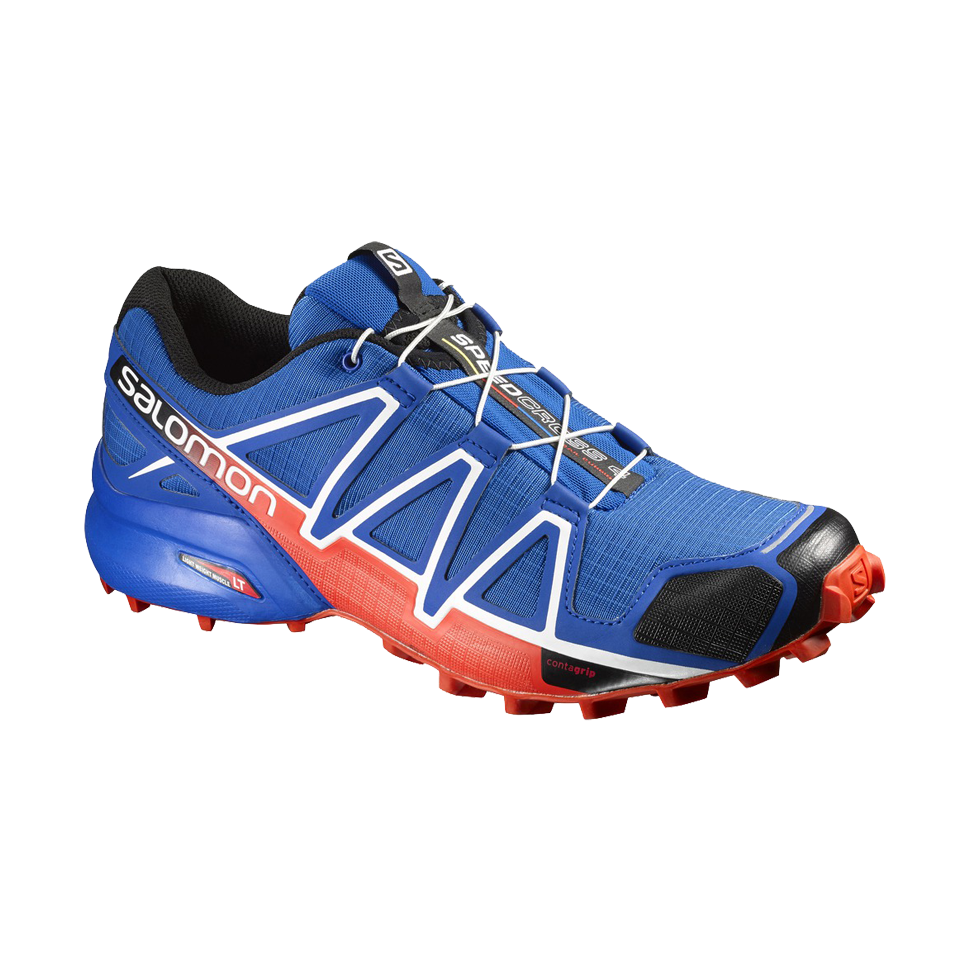 Salomon Men's Speedcross 4 Blue Yonder