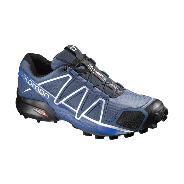 Salomon Men's Speedcross 4 Slate Blue
