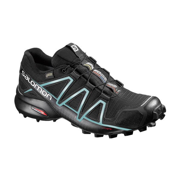 Salomon Women's Speedcross 4 GTX Black