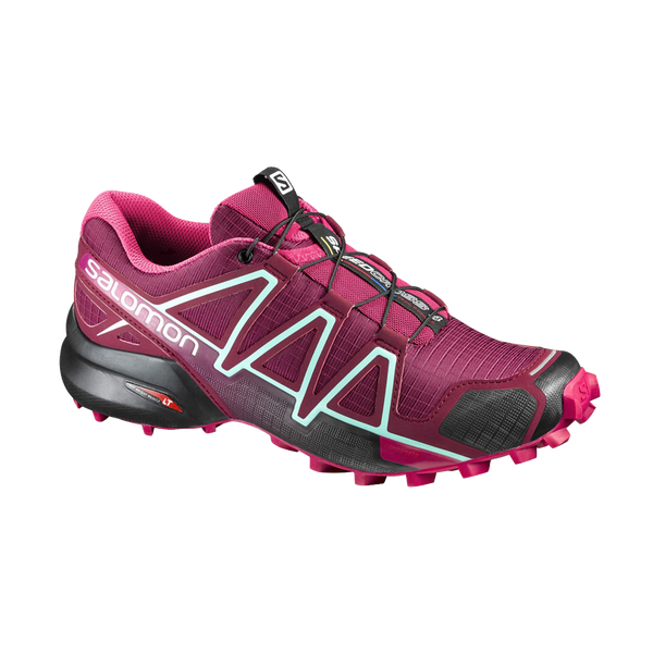 Salomon Women's Speedcross 4 Tibetan Red