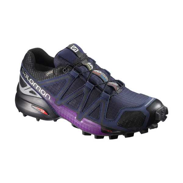 Salomon Women's Speedcross 4 Nocturne GTX Evening Blue
