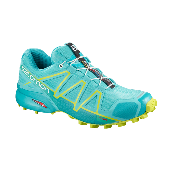 Salomon Women's Speedcross 4 Blue Curacao