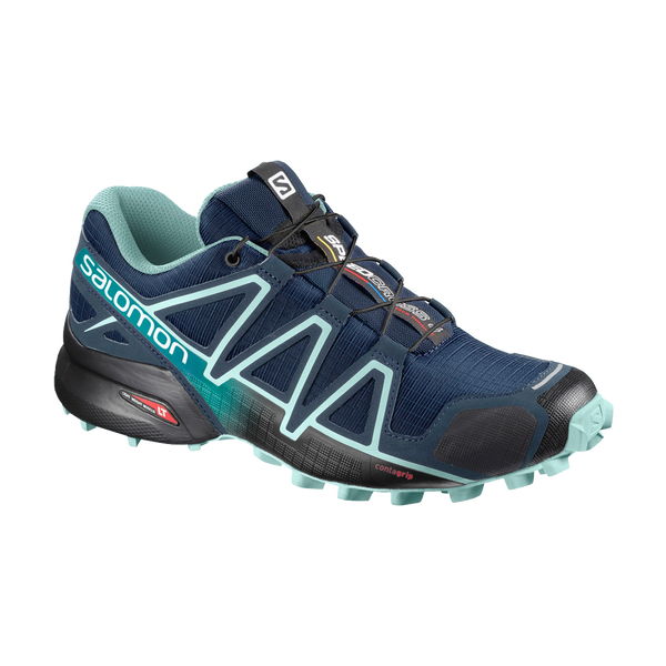 Salomon Women's Speedcross 4 Poseidon