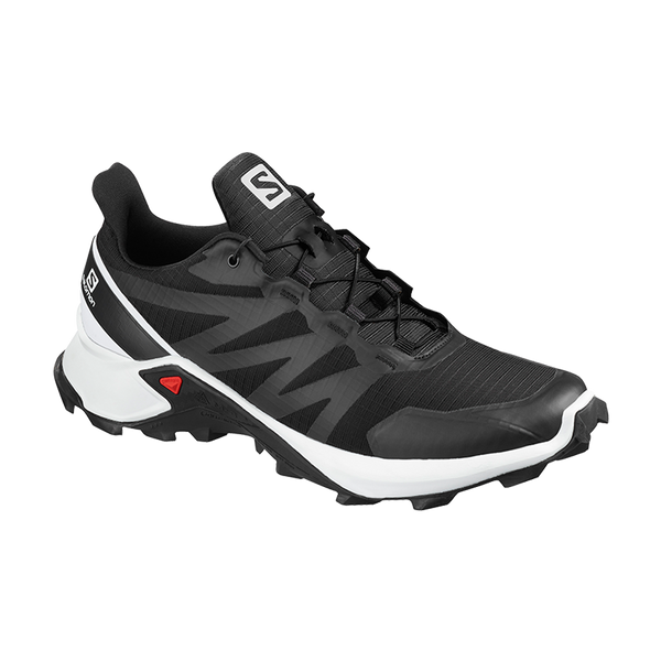 Salomon Men's Supercross Black/White