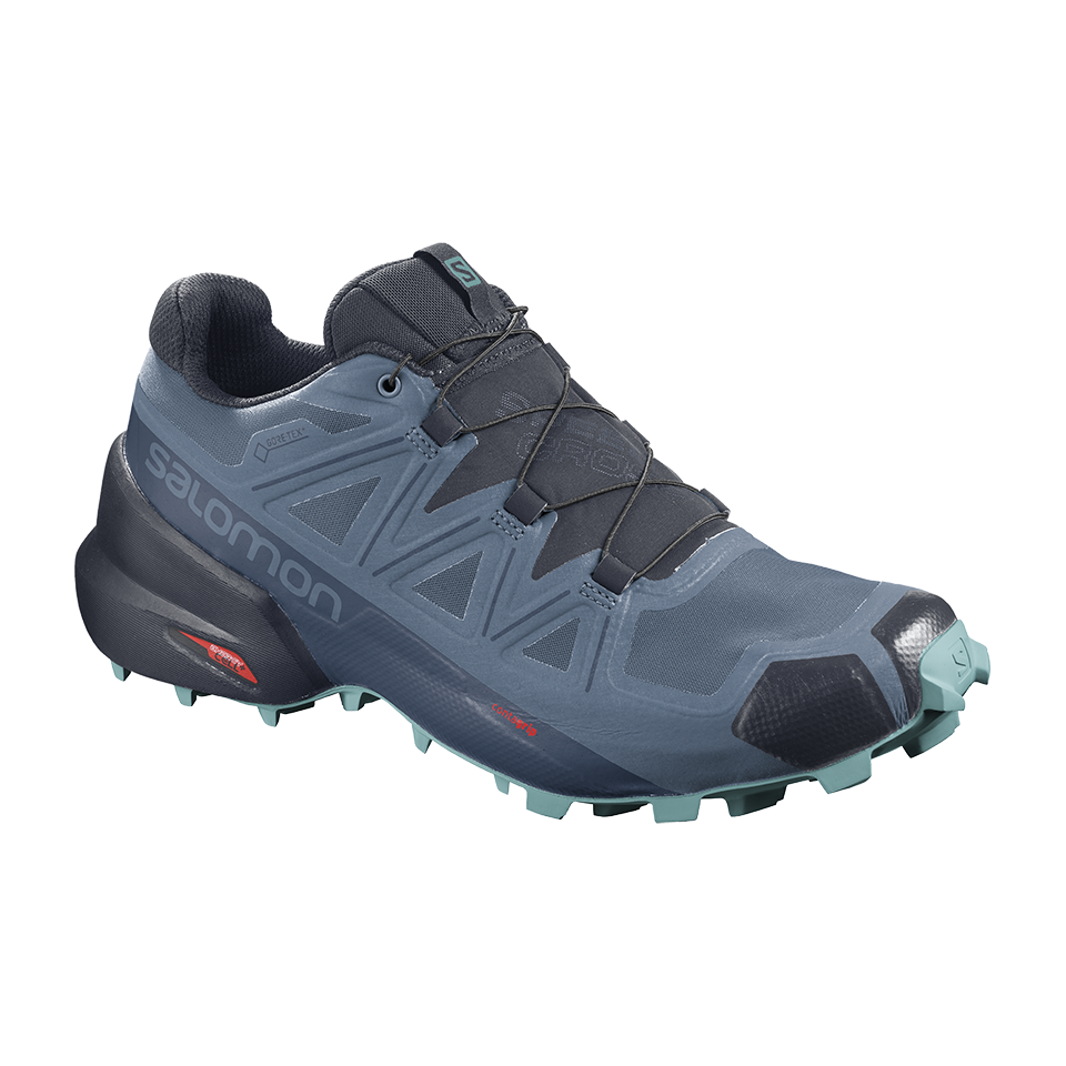 Salomon Women's Speedcross 5 GTX Copen Blue/Navy