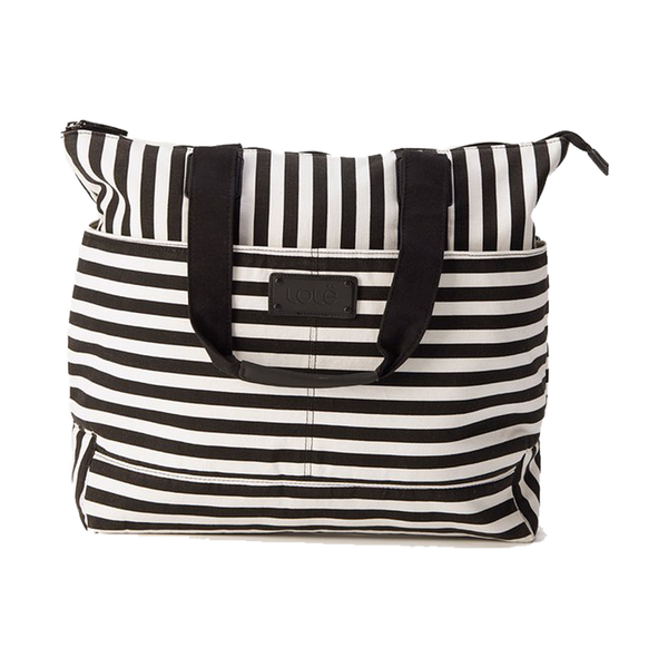 Lole Women's Soleil Bag Black/White Stripe