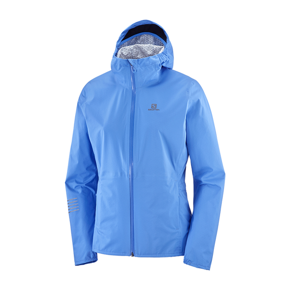 Salomon Women's Lightning WP Jacket Marina
