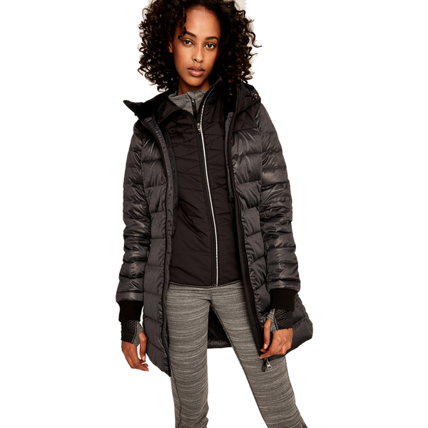 Lole Women's Faith Jacket Black