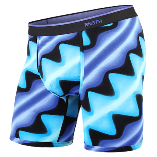 BN3TH Men's Classic Boxer Brief Trippy Pacific