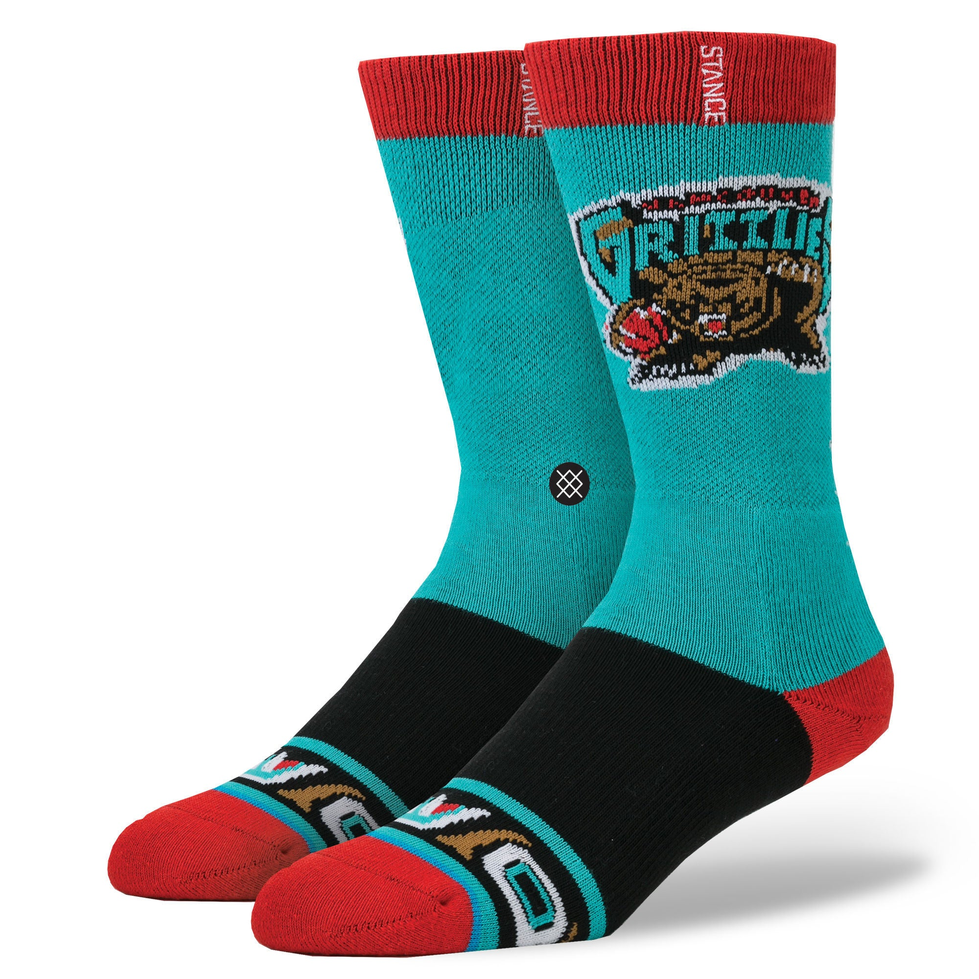 Instance Men's NBA Vancouver Grizzlies HWC Teal