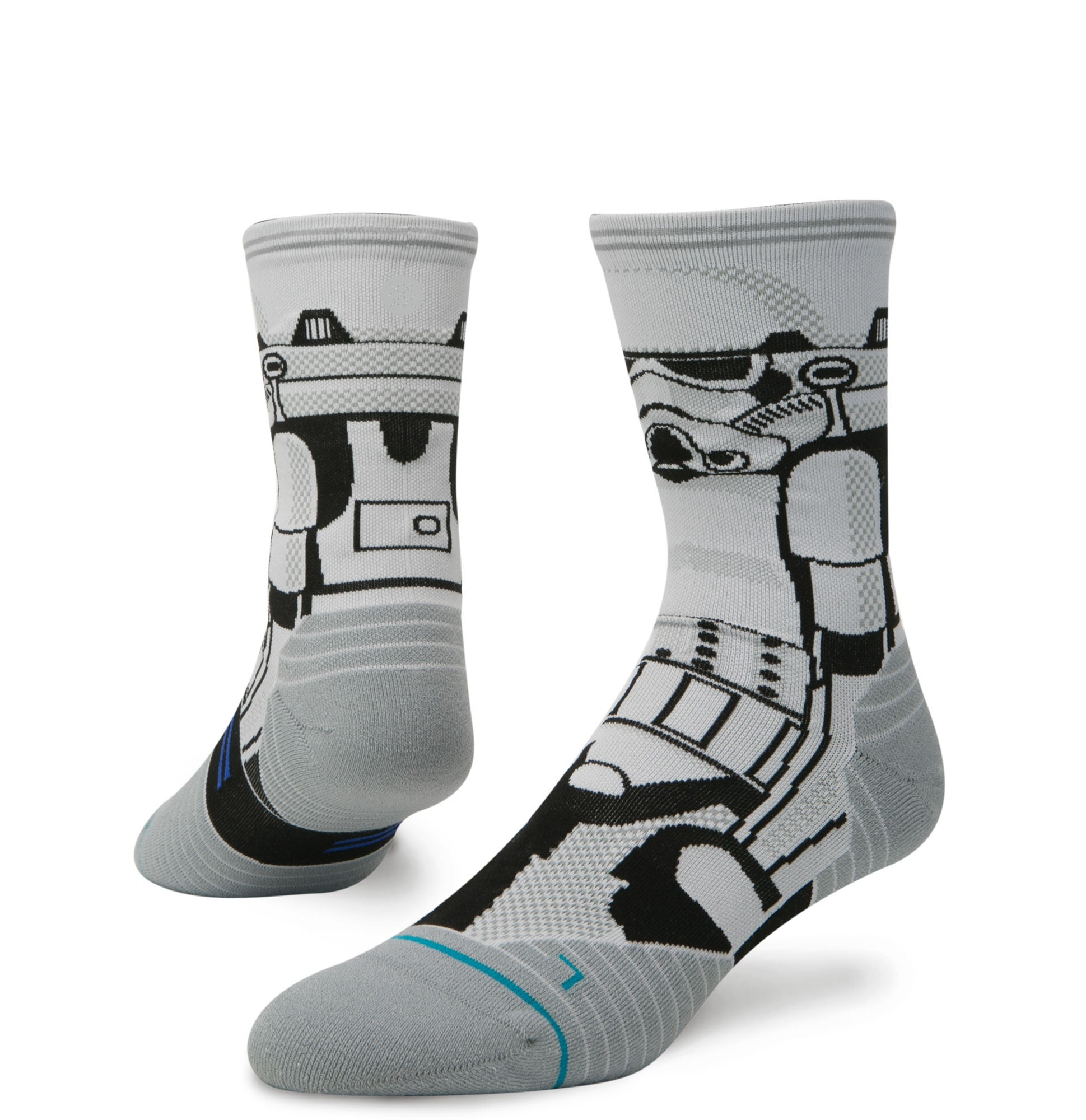 Stance Men's Storm Trooper White