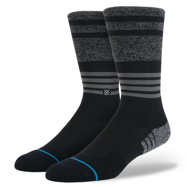Stance Men's Darkfold Black